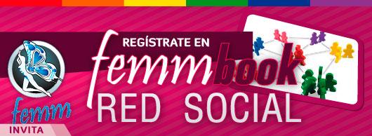 registrate en femmbook - corporacion-femm.org