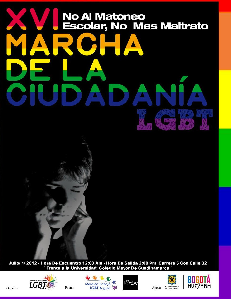 marchas lgbt norte 2012